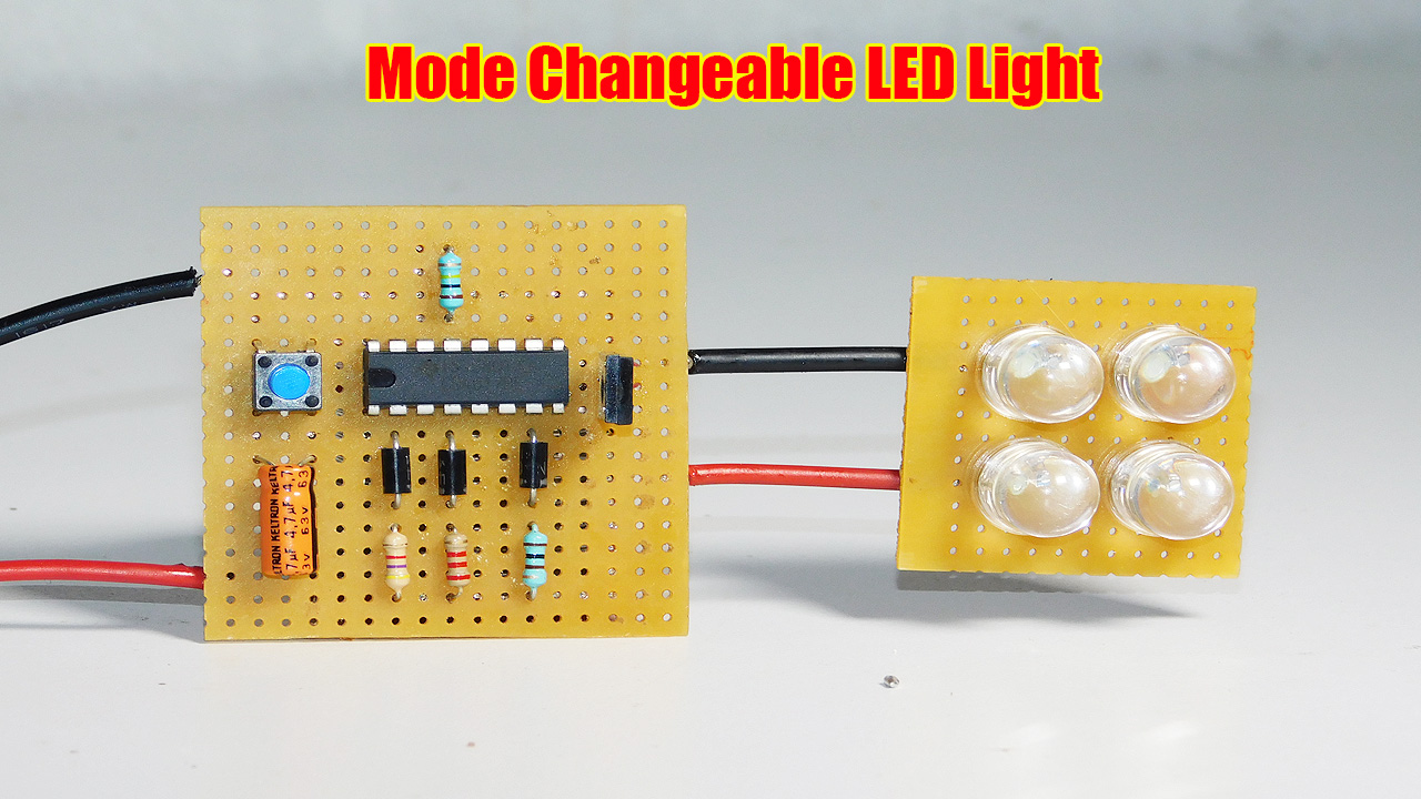 LED Light DIMMER