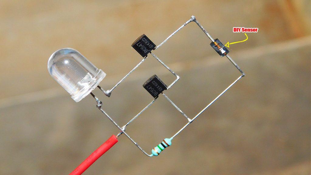 Light Detecting Sensor